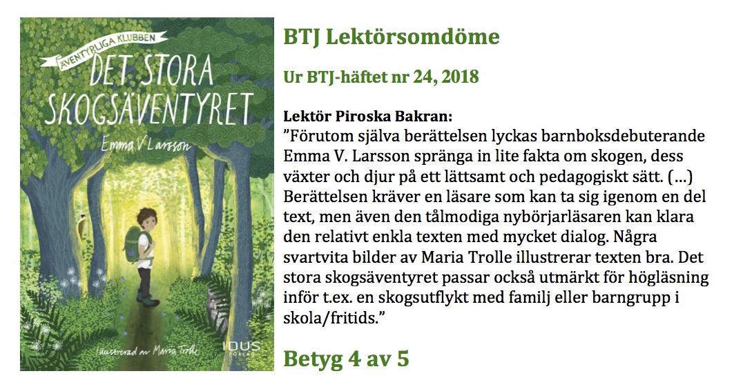 BTJ Lektörsomdöme_nytt
